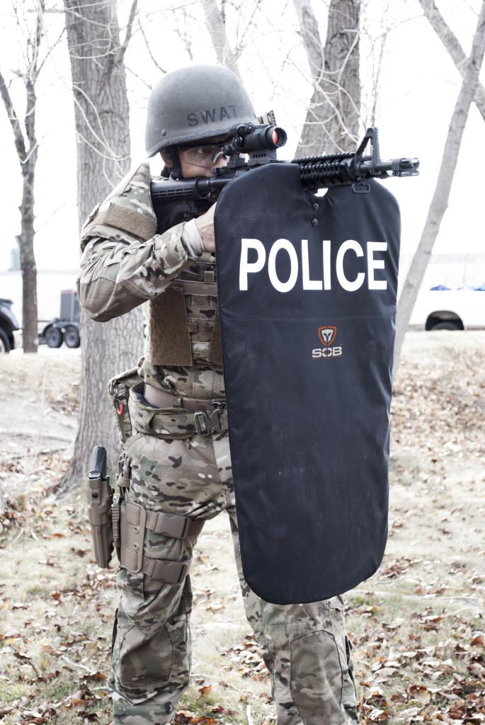 SOB Responder Shield