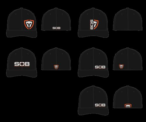 SOB Hats Options