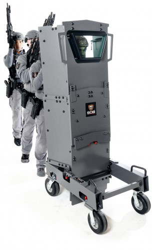 SOB II Collapsible Defense System