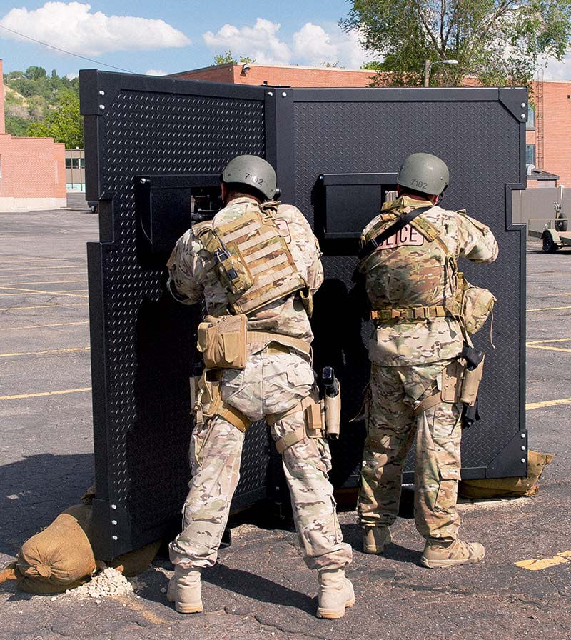 SOB Checkpoint Rear