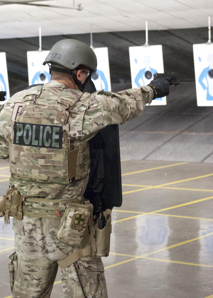 Live-fire exercises - Shield & Bunker Certification